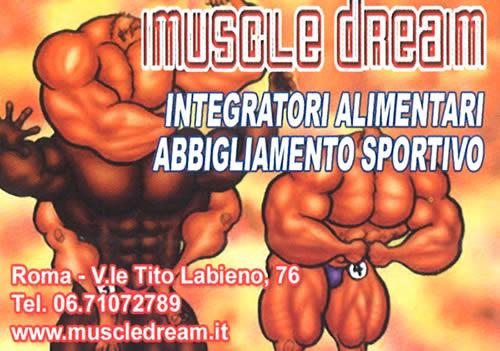 MuscleDream101