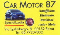 Car Motor 87
