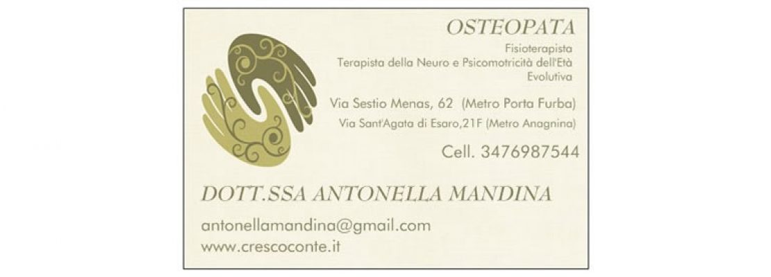 Antonella Mandina