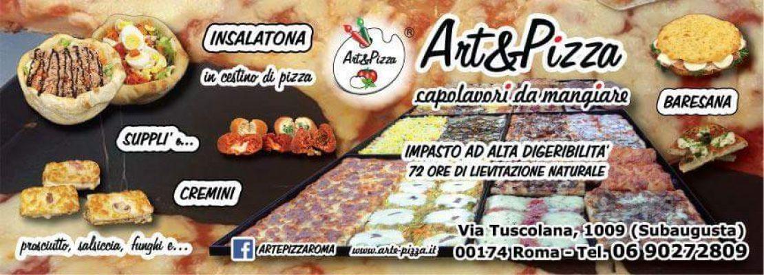 Art&Pizza