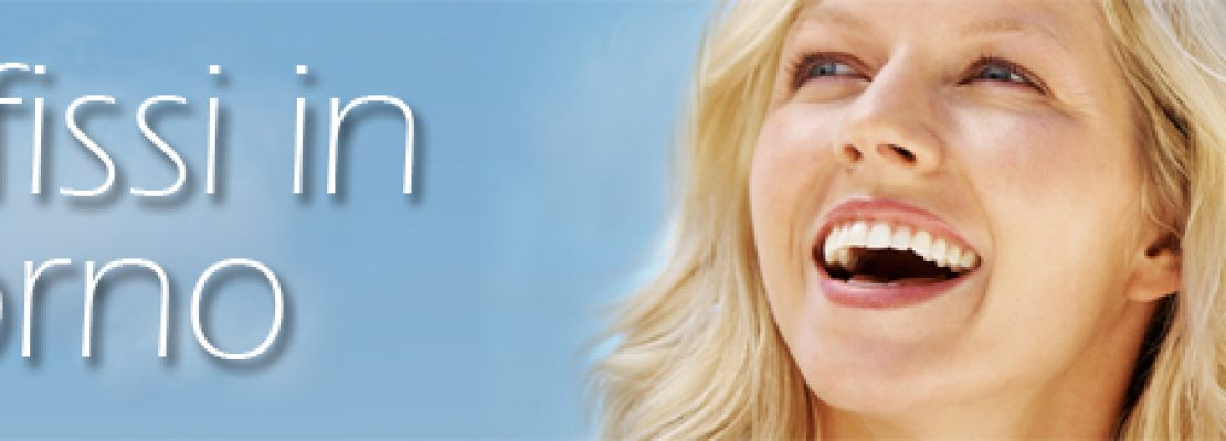Denti Fissi In Un Giorno Tuscolana
