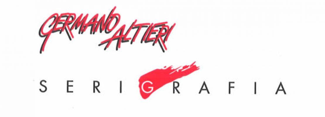 Serigrafia Germano Altieri