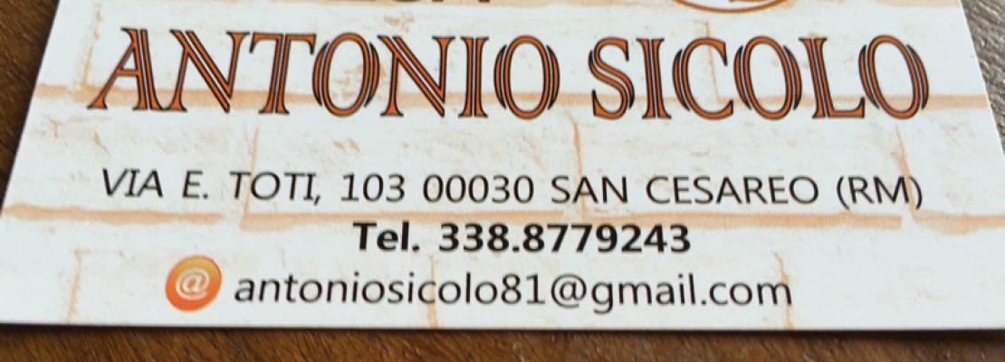 Impresa Antonio Sicolo