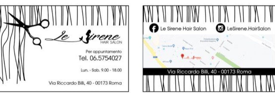 Le Sirene Hair Salon